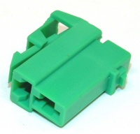 2 Way Sumitomo 250 Type Female 6.0mm(250) T-Type Hsg Green